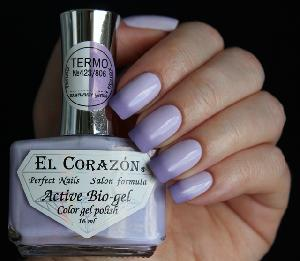 "EL Corazon Active Bio-gel Color gel polish  ""Termo"" №423/806..."