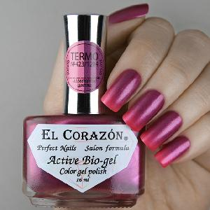 "Active Bio-gel Color gel polish ""Termo"" №423/1204"