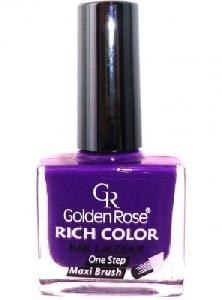 "Лак для ногтей ""Golden Rose"" ""Rich Color"" №107"