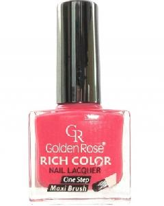 "Лак для ногтей ""Golden Rose"" ""Rich Color"" №63"