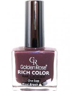 "Лак для ногтей ""Golden Rose"" ""Rich Color"" №104"
