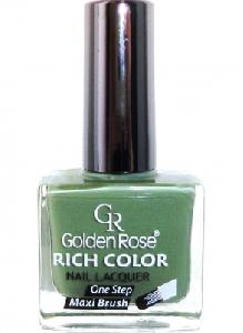 "Лак для ногтей ""Golden Rose"" ""Rich Color"" №111"