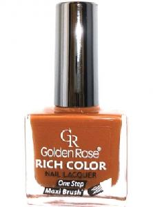 "Лак для ногтей ""Golden Rose"" ""Rich Color"" №109"