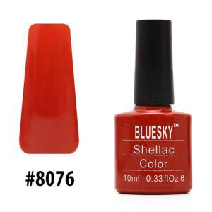 Shellac Bluesky № 8076