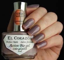 "EL Corazon Active Bio-gel Color gel polish  ""Termo"" №423/810"